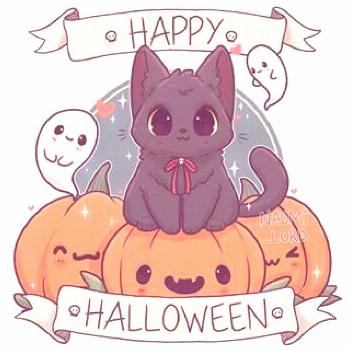 ✨?Happy Halloween!?✨ Hope y'all are enjoying Spooky Day! Is there a specifi