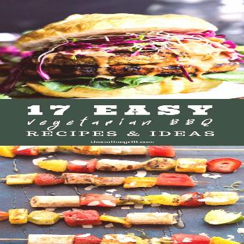 17 Easy Vegetarian BBQ Recipes Meat-free doesn't mean grill-free. Here are 17 easy vegetarian BBQ i