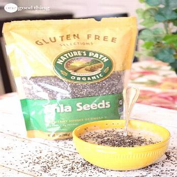 Chia Seeds . . . Big Benefits In A Tiny Package!