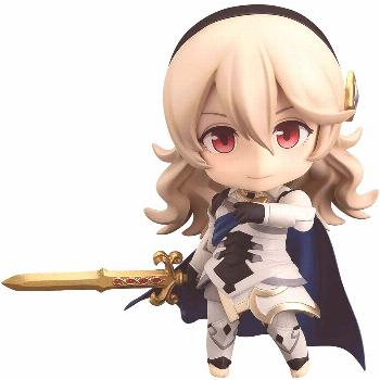 Fire Emblem Fates Corrin (Female Version) Nendoroid Action Figure From the popular game A figure of