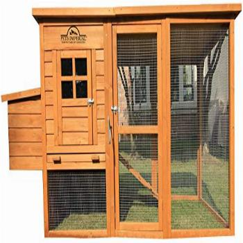 Pets Imperial Monmouth Large Chicken Coop 6ft 7