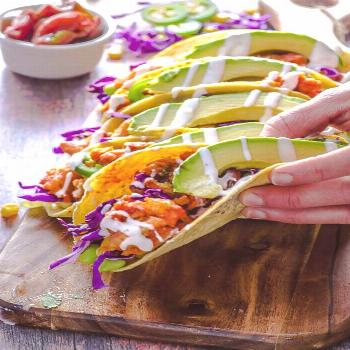 These vegan taco recipes make for the ideal comfort food for meat-free lovers. Perfect for lunches